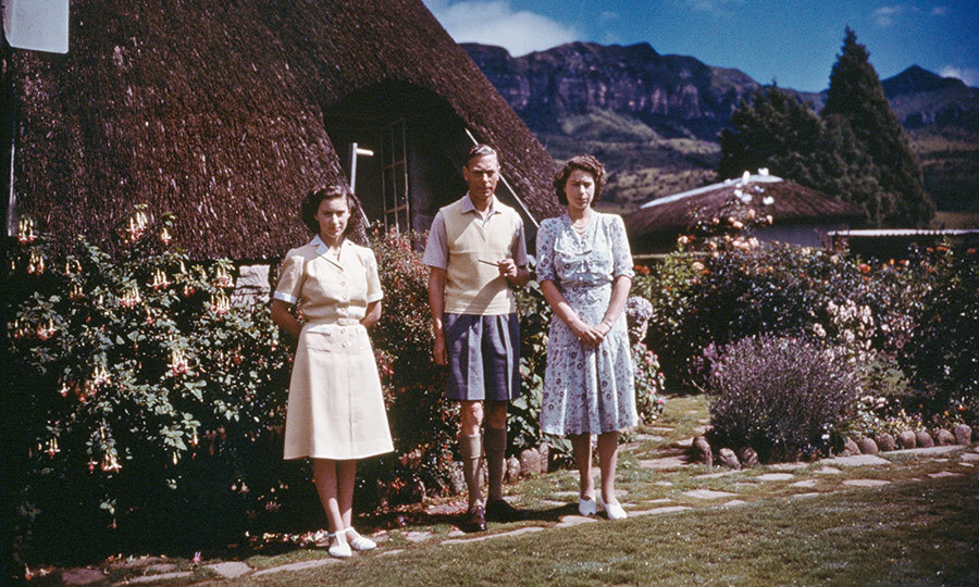 "In 1947, <a href=""/tags/0/george-vi""><strong>King George VI</a></strong>, then Queen Elizabeth (later the <A href=""/tags/0/queen-mother""><strong>Queen Mother</a></strong>) and princesses <a href=""/tags/0/queen-elizabeth-ii""><strong>Elizabeth</a></strong> (later the Queen) and <a href=""/tags/0/princess-margaret""><strong>Margaret </a></strong> toured South Africa in 1947.  It was the princesses' first trip abroad. 