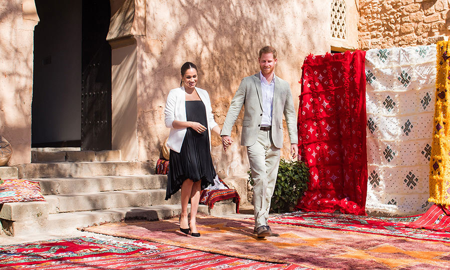 "The royal couple also visited Morocco earlier this year, while <strong><a href=""/tags/0/meghan-markle"">Meghan</a></strong> was pregnant with <strong><a href=""/tags/0/archie-harrison"">Archie Harrison</a></strong>. 
