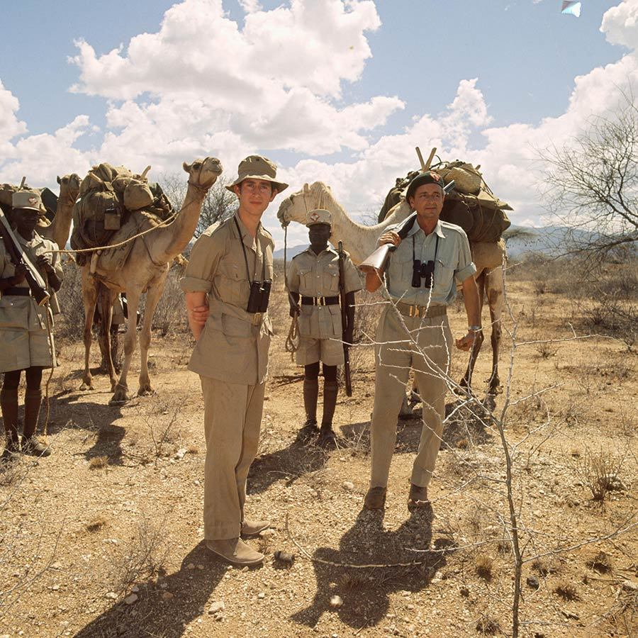 "<strong><A href=""/tags/0/prince-charles"">Prince Charles</a></strong>, like his mother and father and his sons, also loves the continent and has spent a lot of time there. 