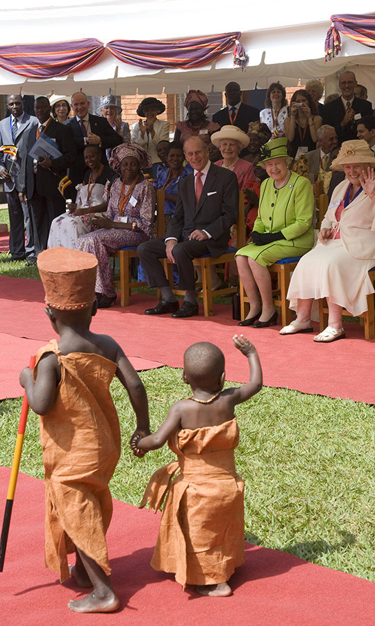 "<strong><a href=""/tags/0/queen-elizabeth-ii"">The Queen</a></strong>'s last visit to the African continent took place in 2007 when she travelled to Uganda to open the Commonwealth Heads of Government Meeting in Kampala.