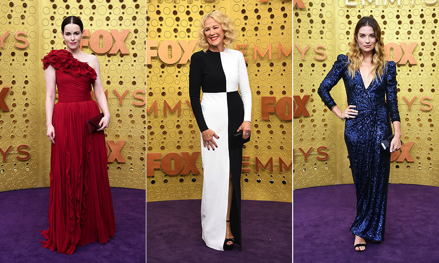 "Hollywood's biggest stars hit the red carpet for one of the industry's biggest nights at the 2019 Emmy Awards on Sept. 22, and there were plenty of Canadians up for awards! The cast of <i><strong><a href=""/tags/0/schitts-creek"">Schitt's Creek</a></strong></i> looked particularly incredible. 