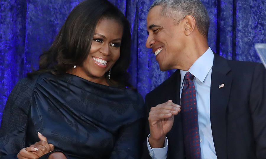 Barack Obama and Michelle Obama send each other sweet messages on their anniversary