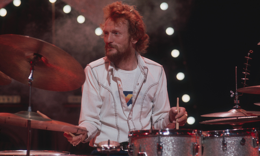 <h2>Ginger Baker – Oct. 6</h2>