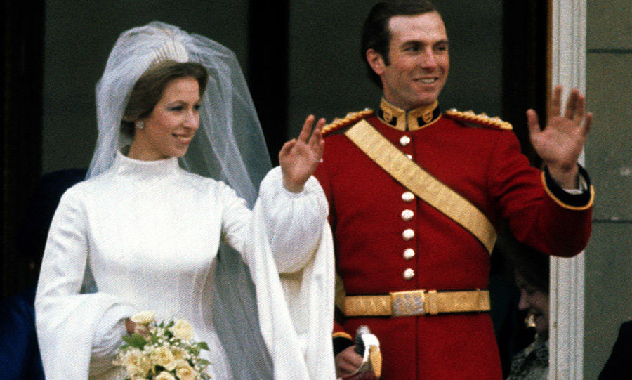 Want Your Own Slice Of A Royal Wedding A Piece Of Princess Anne S Cake From 1973 Is Up For Auction