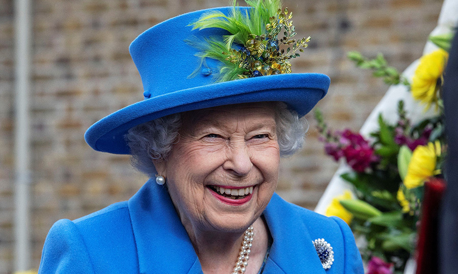 Welcome back, Your Majesty!