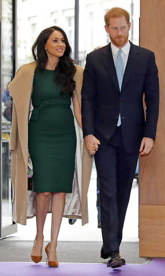 Nice to see you two again!