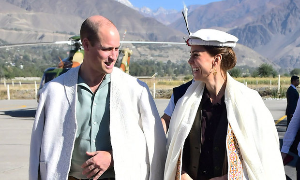 Image result for Kate makes superb remarks on Pakistan in an interview