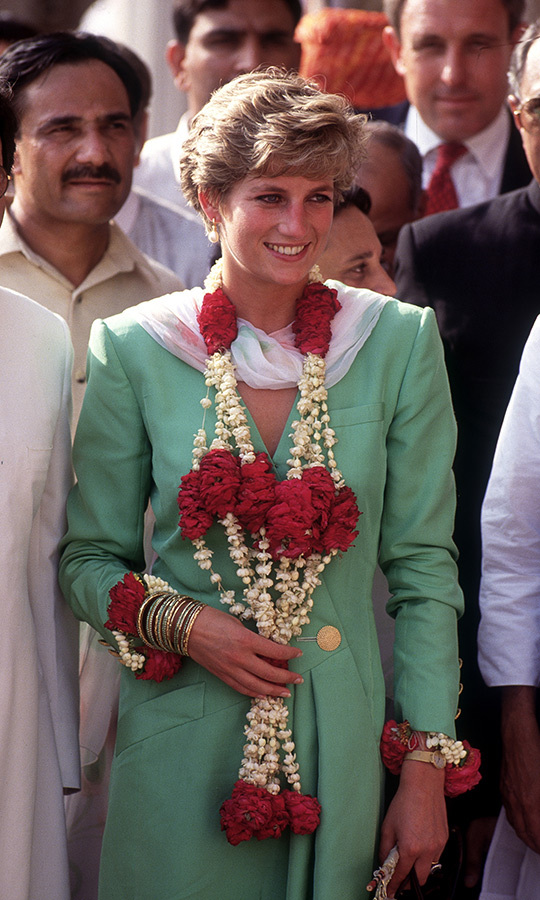 "<strong><a href=""/tags/0/prince-william"">Prince William</a></strong> and <strong><a href=""/tags/0/kate-middleton"">Duchess Kate</a></strong> are currently in Pakistan <a href=""/tags/0/2019-pakistan-royal-tour""><strong>on a tour of the country</a></strong> that is taking them to many places once visited by William's late mother, <Strong><a href=""/tags/0/princess-diana"">Princess Diana</a></strong>. 