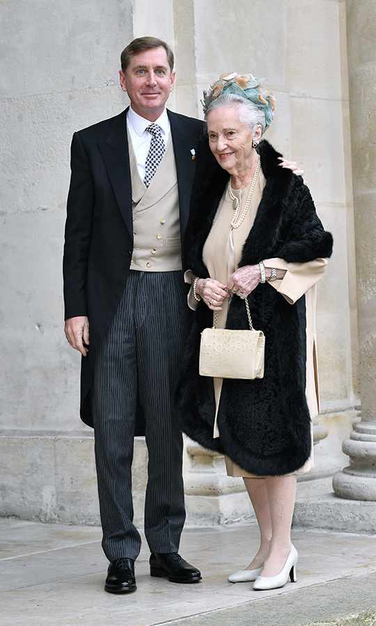 <Strong>Prince Charles-Henri de Lobkowicz</strong> and his mother <strong>Princess Edouard De Lobkowicz</strong> represented the House of Bourbon-Palma, a branch of the Spanish royal family. Charles-Henri's father was <strong>Prince Edouard de Lobkowicz</strong>, an investment banker who was a member of the House of Lobkowicz, a Czech noble family.
