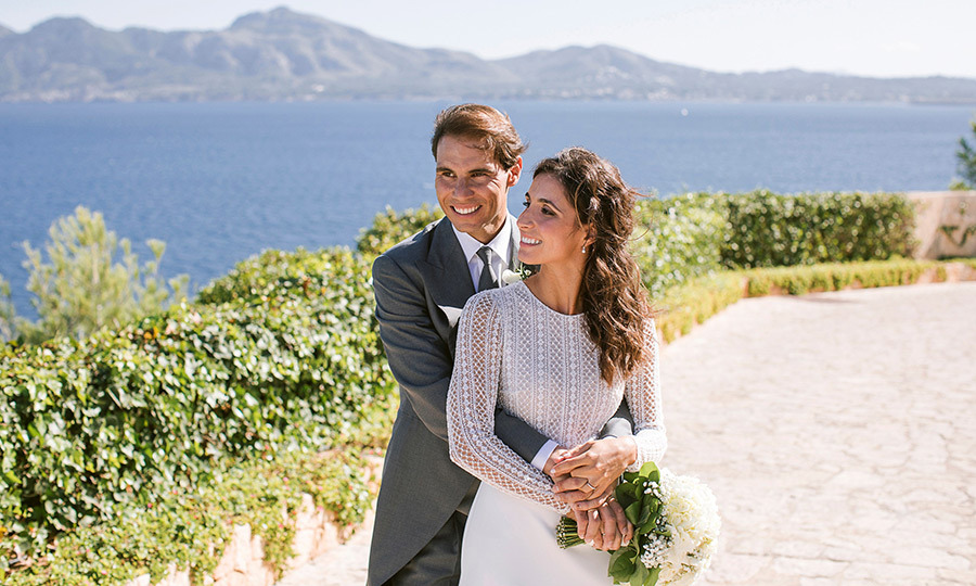 <h2>Rafael Nadal and Mery Perelló - Oct. 20</h2>