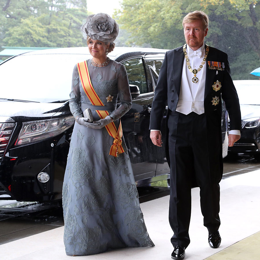 "<strong><a href=""/tags/0/queen-maxima"">Queen Maxima</a></strong> and <strong><a href=""/tags/0/king-willem-alexander"">King Willem-Alexander</a></strong> of the Netherlands also attended. 