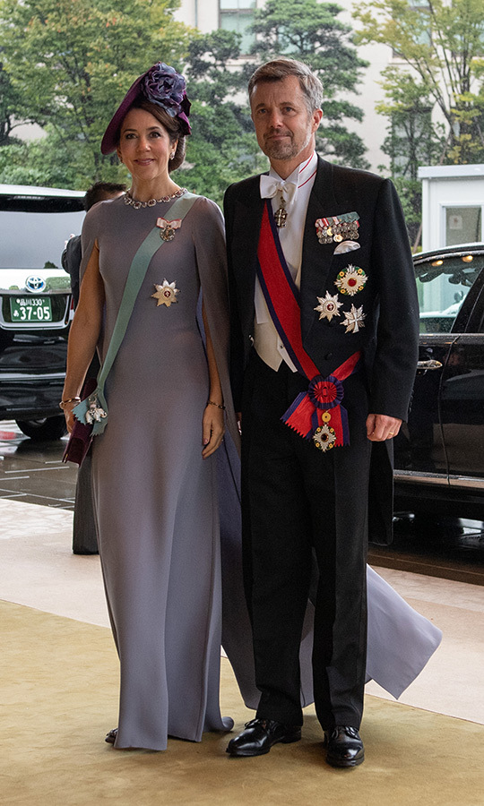 "<strong><a href=""/tags/0/crown-princess-mary"">Crown Princess Mary</a></strong> and <strong><a href=""/tags/0/crown-prince-frederik"">Crown Prince Frederik</a></strong> of Denmark looked stunning.