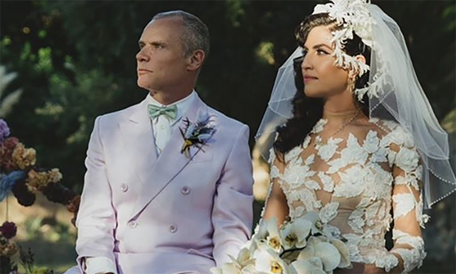 <h2>Flea and Melody Ehsani - Oct. 21</h2>