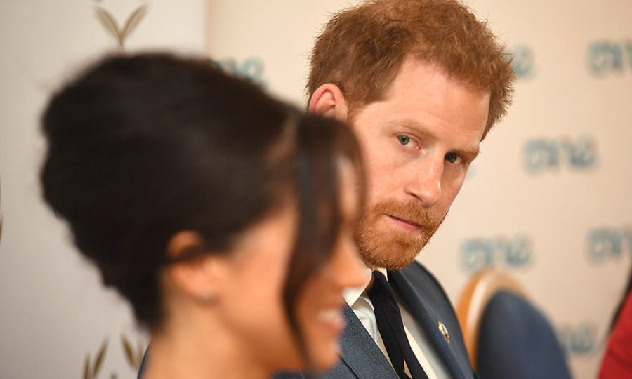 "Harry listened intently to his wife as she spoke about the issue, which is close to her heart. Meghan recently highlighted gender equality and the rights of women and girls during much of the couple's <strong><a href=""/tags/0/2019-african-royal-tour"">royal tour of South Africa</a></strong>.