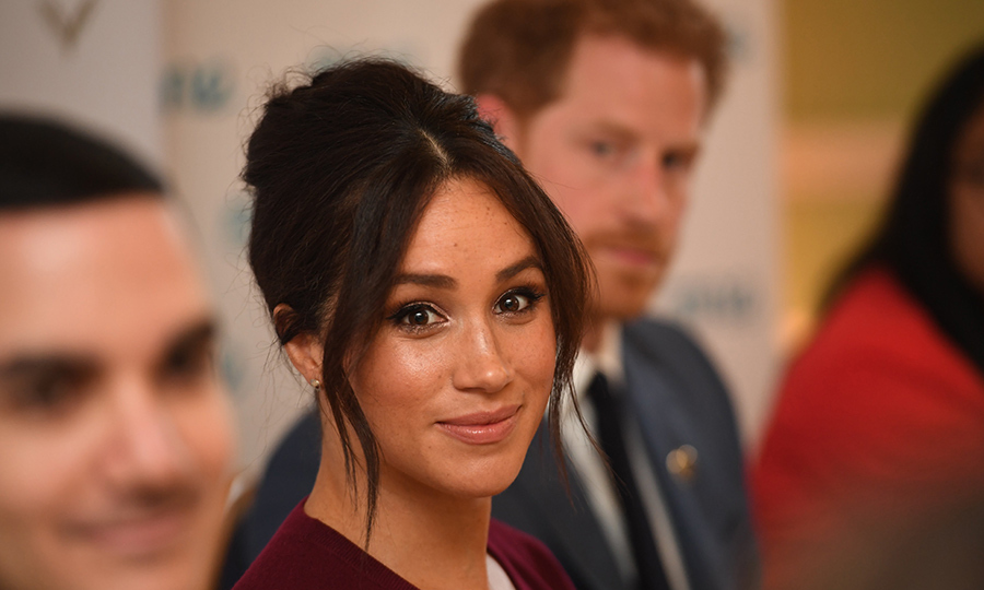 Meghan was attending the event in her role as Vice-President of The Queen's Commonwealth Trust, which has partnered with One Young World for this year's summit.