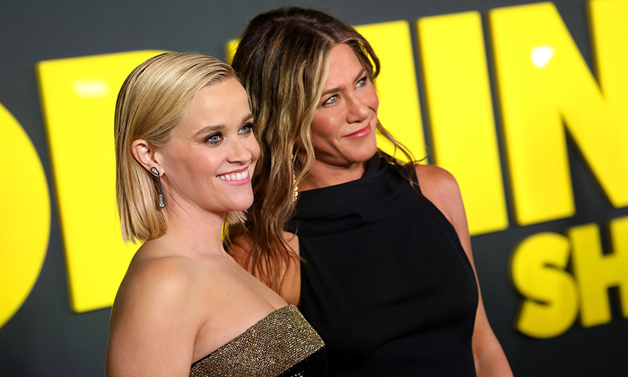 "<strong><a href=""/tags/0/reese-witherspoon"">Reese Witherspoon</a></strong> and <Strong><a href=""/tags/0/jennifer-aniston"">Jennifer Aniston</a></strong> are back together on TV again!