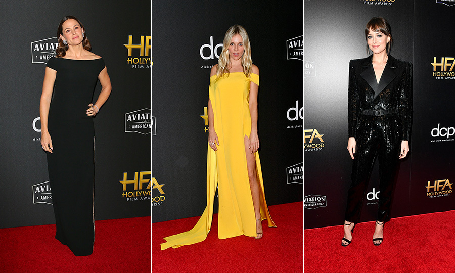 The 2019 Hollywood Film Awards took place at the Beverly Hilton Hotel on Nov. 3, and the 23rd annual event honoured some of the biggest names in the business – and also recognized some breakout stars!
