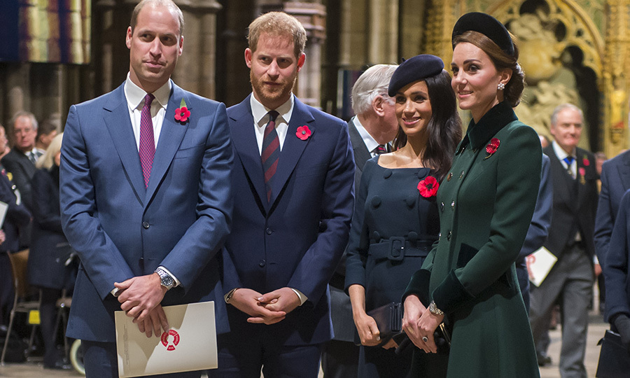 meghan markle kate middleton prince william and prince harry are set to reunite for remembrance day meghan markle kate middleton prince william and prince harry are set to reunite for remembrance day