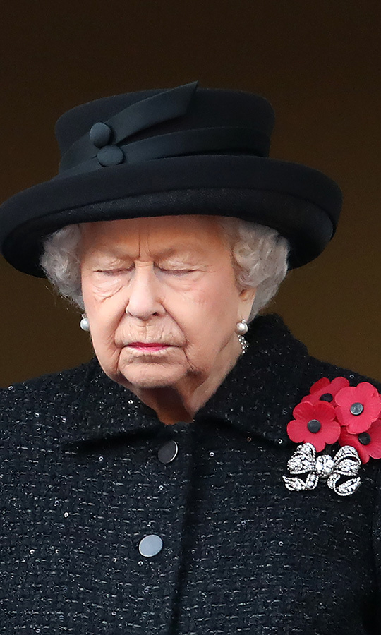 So did the Queen. 