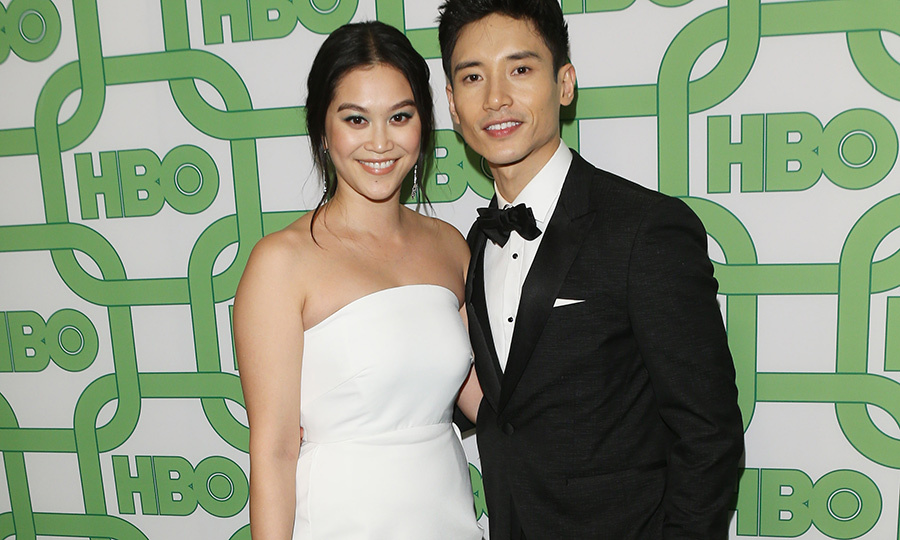 <h2>Manny Jacinto and Dianne Doan</h2>