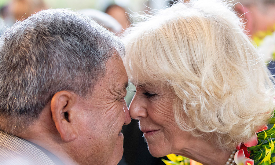 So did Camilla!