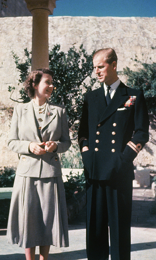 "From there, they headed to Malta for another leg of their honeymoon, where Philip was stationed with the Royal Navy at the time. They spent from 1949 to 1951 mostly living in Malta, and royal biographer <strong>Ben Pimlott</strong> later described this time as ""the most normal"" period in the future Queen's life.