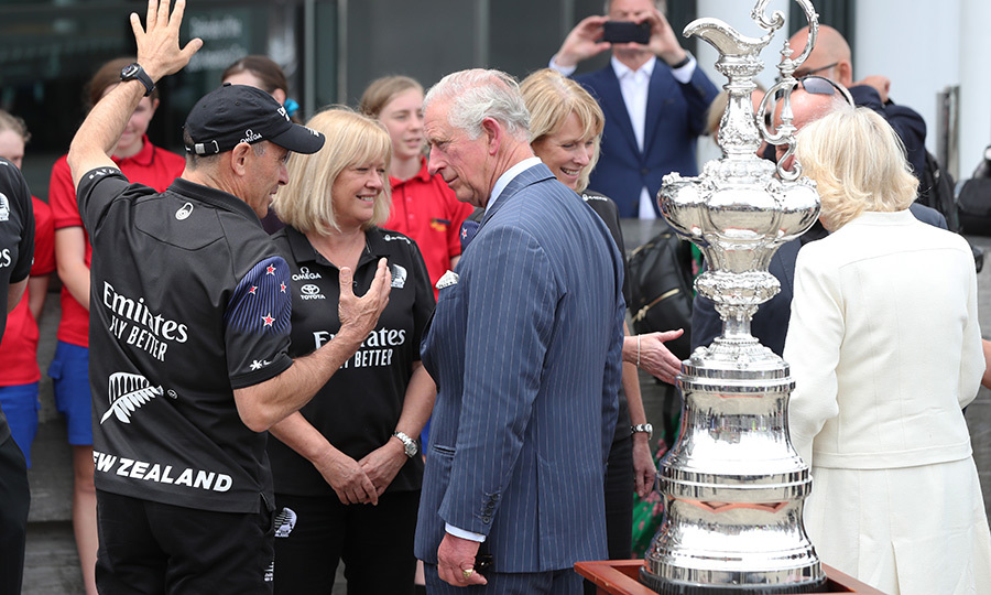 New Zealand is the current holder of the America's Cup, sailing's biggest trophy, having won it in 2017.