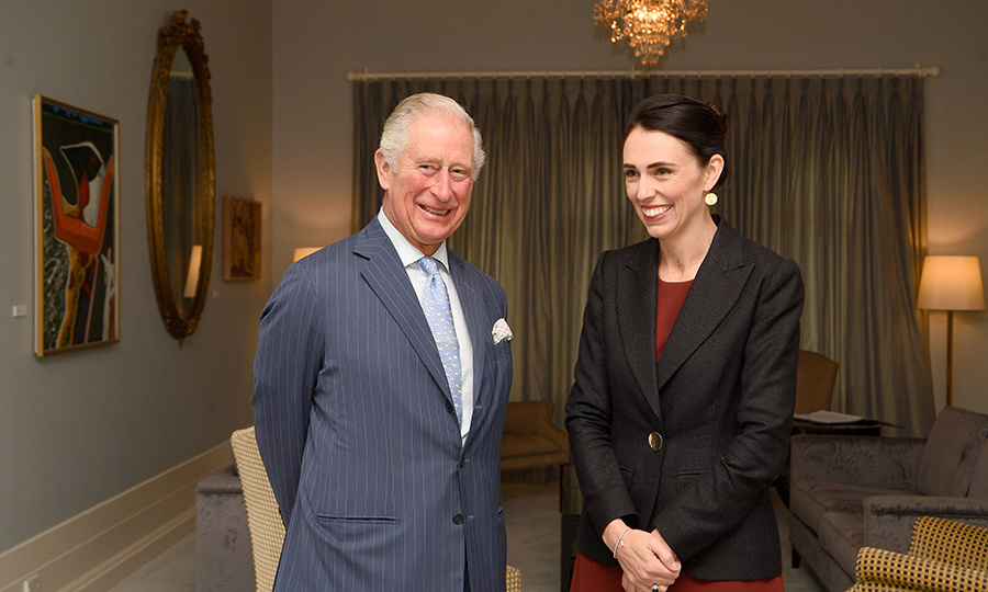 "The prince also met with New Zealand Prime Minister <Strong><a href=""/tags/0/jacinda-ardern"">Jacinda Ardern</a></strong> during the reception.