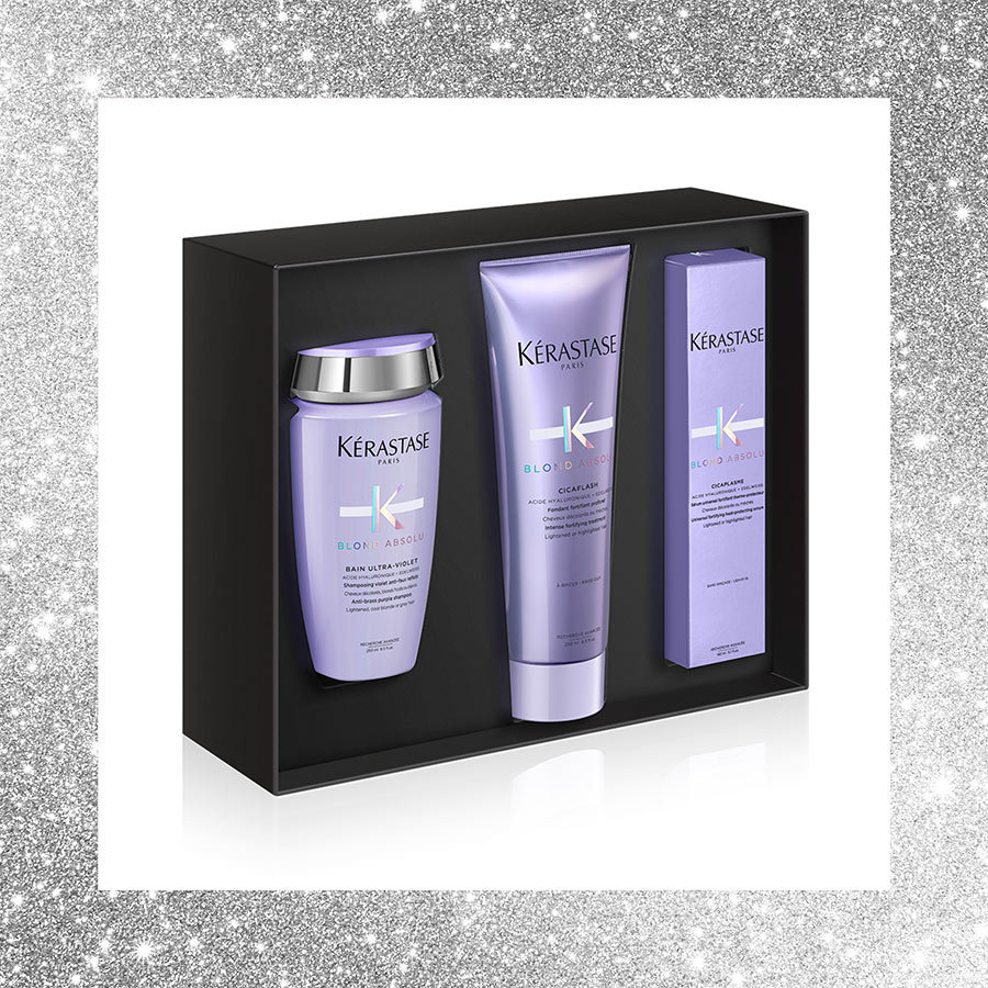 <h2>BLOND AMBITION</h2>