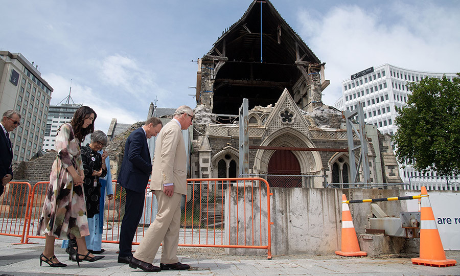 After the earthquakes that badly damaged it, the Anglican Church decided to demolish it and replace it with a new structure, but community members didn't agree and launched a court case. In 2017, there was an announcement that the cathedral would be reinstated after various government grants were set aside for its reconstruction. Design on that began this year. 
