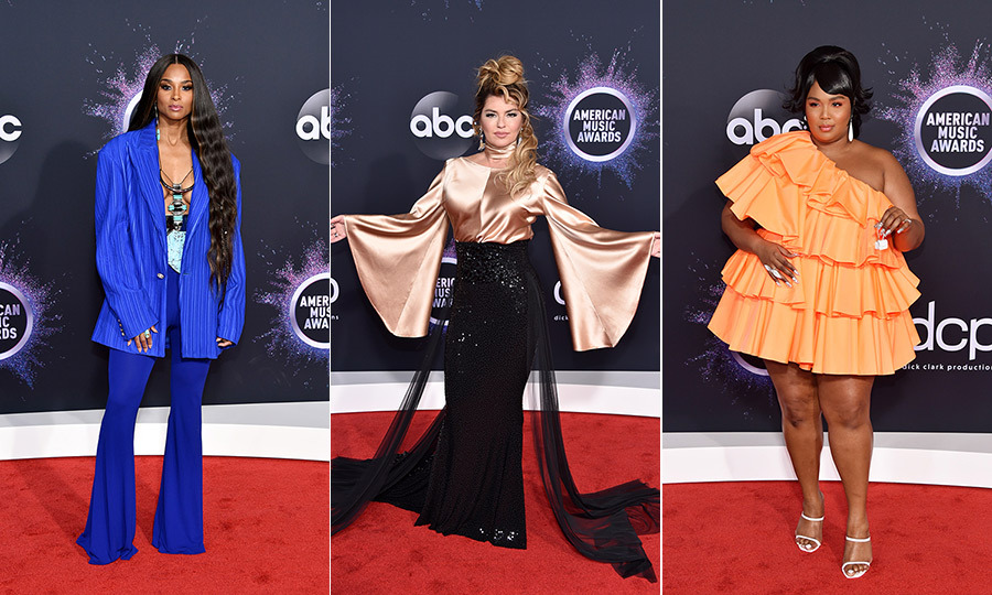 "The 2019 American Music Awards took place Nov. 24 and were full of incredible moments, from <strong><a href=""/tags/0/shania-twain"">Shania Twain</a></strong>'s show-stopping performance to all the winners! The red carpet was also spectacular, with plenty of bright colours and unique style on display!