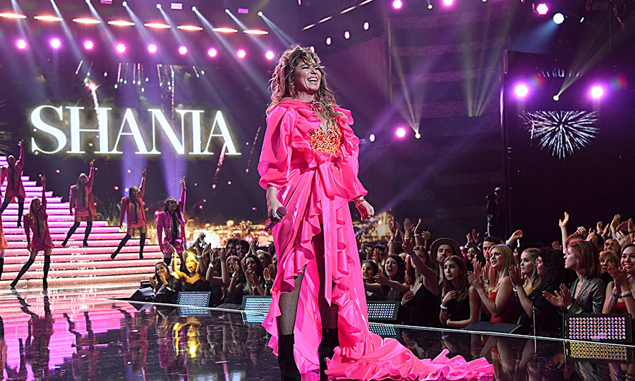 Man! What a way to end a show!