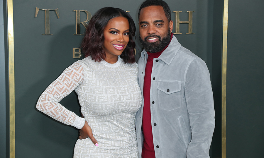 <h2>Kandi Burruss and Todd Tucker</h2>