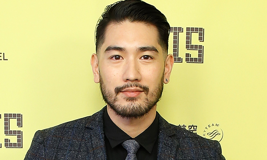 <h2>Godfrey Gao – Nov. 27</h2>