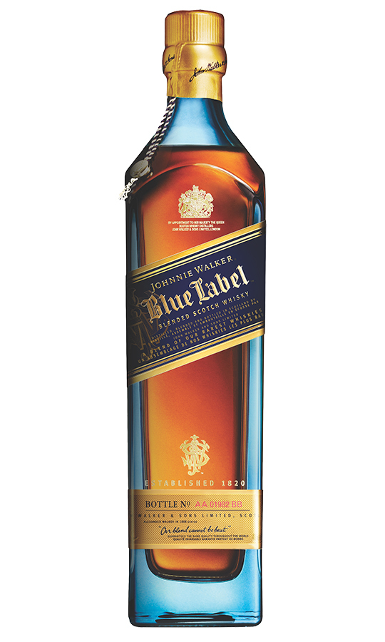 <h2>JOHNNIE WALKER BLUE LABEL</h2>