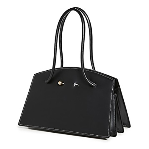 This <strong><a href=/tags/0/little-lifner>Little Lifner</a></strong> Mademoiselle Bag looks just like the black handbag Meghan was carrying at Sandringham last year!