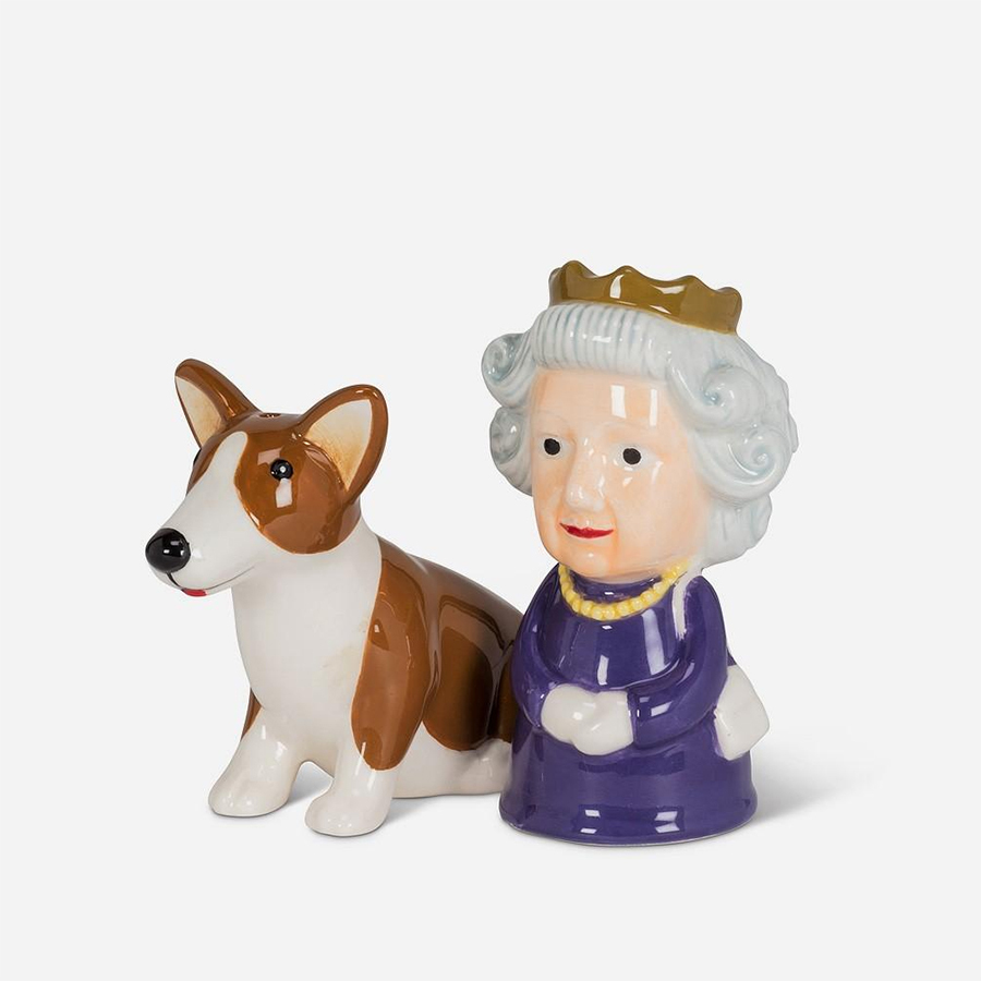 These salt and pepper shakers are perfect for the salty royals fan who needs a bit of spice in their life. 