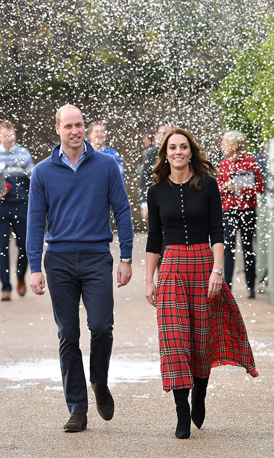 <h2>GIVE LIKE... THE CAMBRIDGES</h2>