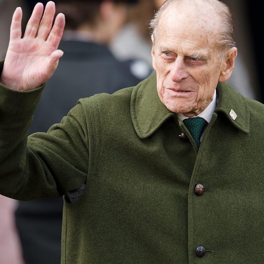 <h2>GIVE LIKE… PRINCE PHILIP</h2>