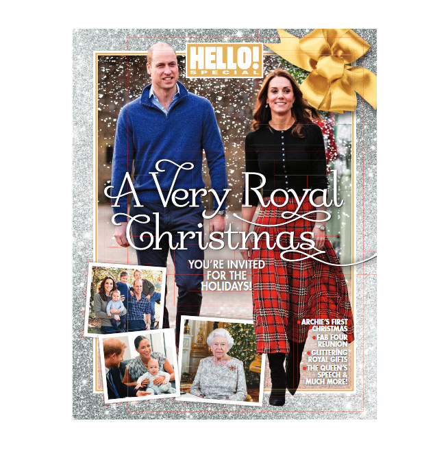 This content was based on a piece that appears in <a href=https://magazines.rogers.com/special/hello_christmas><i>A Very Royal Christmas</a></i>,   <i>HELLO! Canada</i>'s special Christmas issue, which is available at newsstands everywhere right now for $9.99! It's also available to order online. If choose to go the digital route, order by Dec. 8 to get it delivered in time for Dec. 25!