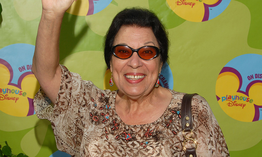 <h2>Shelley Morrison - Dec. 1</h2>