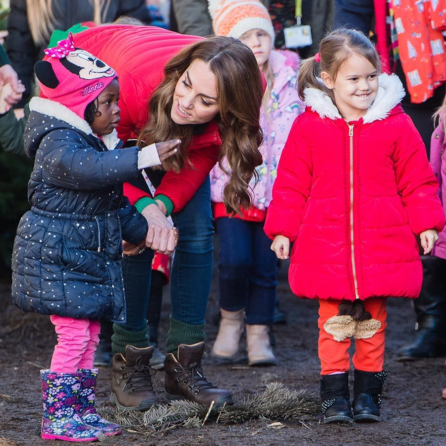Kate's work with <Strong><a href=/tags/0/the-royal-foundation>The Royal Foundation</a></strong> highlighest children's first years of life, which she believes are crucial. If we give kids strong supports from an early age, the duchess believes we can help avoid societal issues such as poverty and other types of inequality and injustice. 