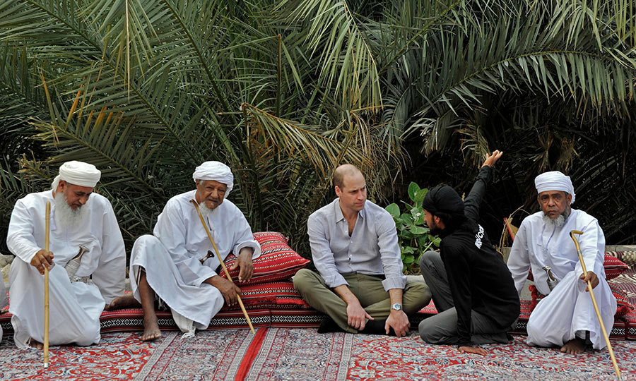 <h2>DAY THREE: OMAN</h2>