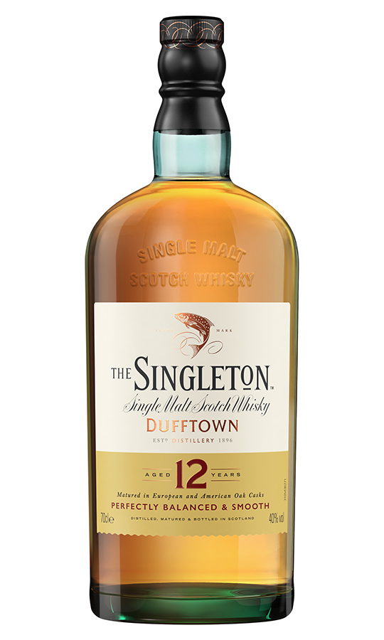 <h2>SINGLETON OF DUFFTOWN 12 YEARS OLD</h2>