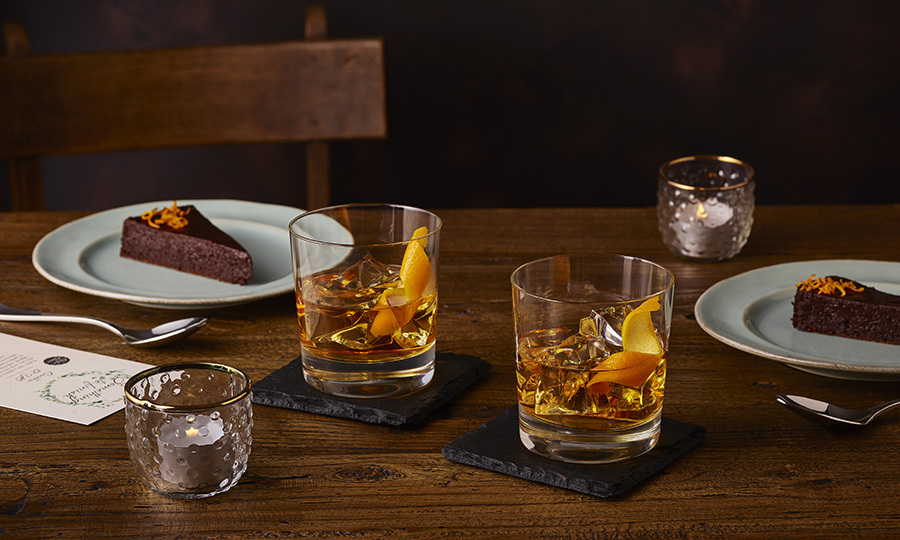 <h2>OLD FASHIONED</h2>