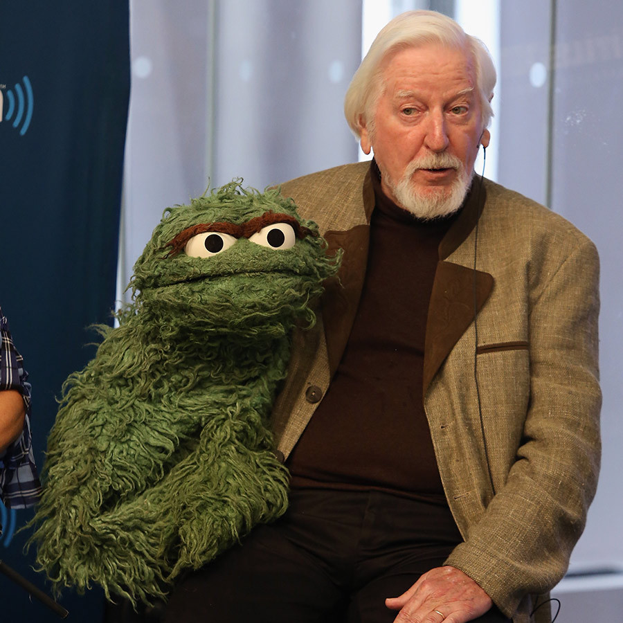 <h2>Caroll Spinney – Dec. 8</h2>