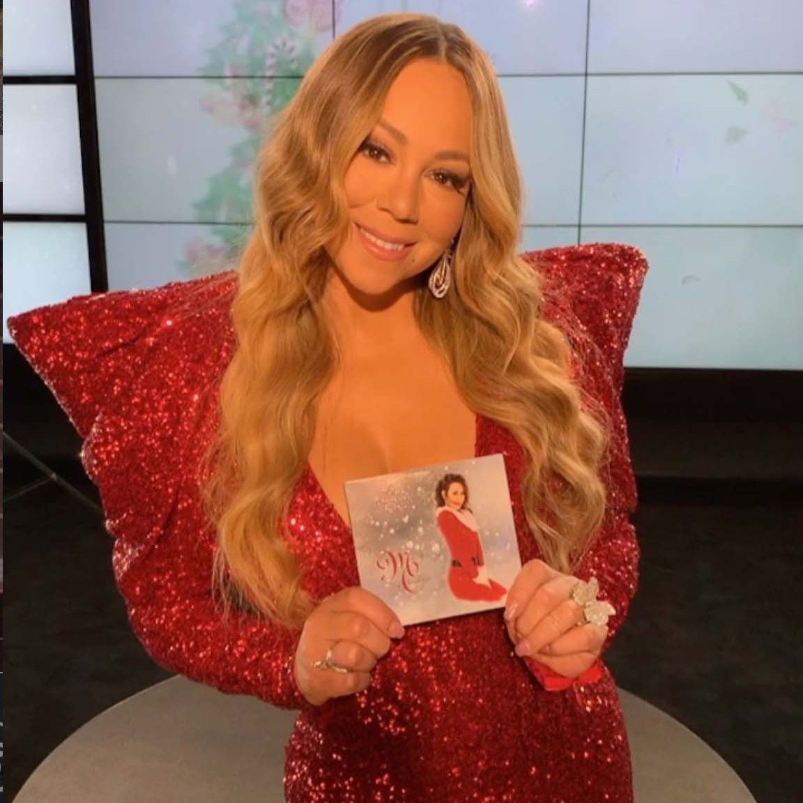 "<h2>Mariah Carey</h2></p><p>The unofficial queen of Christmas, <strong><a href=""https://ca.hellomagazine.com/tags/0/mariah-carey"">Mariah Carey</a></strong>, is celebrating the 25th anniversary of ""All I Want for Christmas Is You"" with a deluxe anniversary edition and a holiday tour. <p>Photo: © Instagram/mariahcarey"