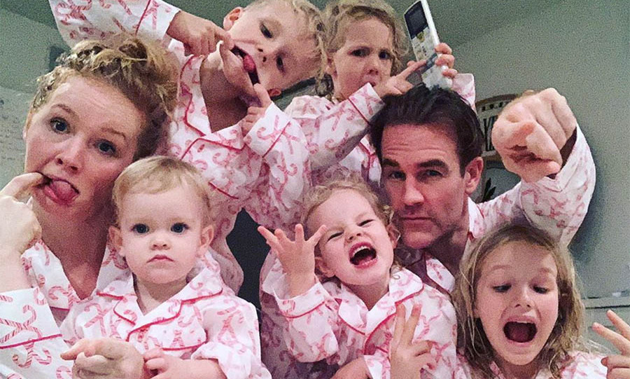 <h2>James Van Der Beek</h2>