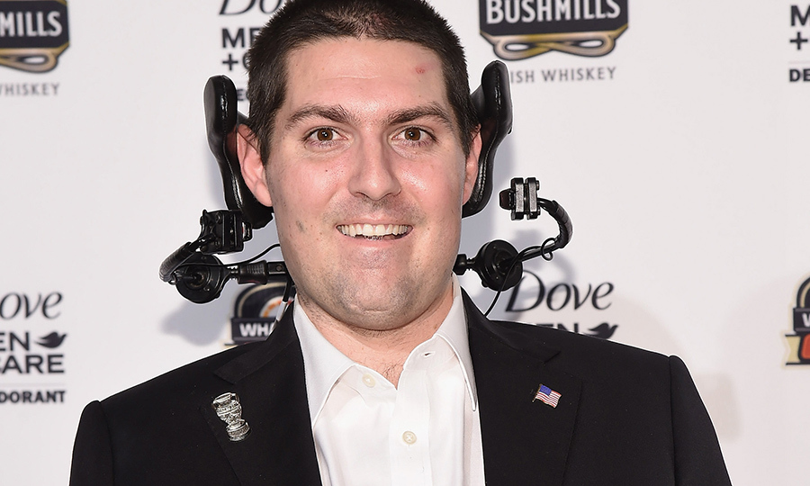 <h2>Pete Frates</h2>