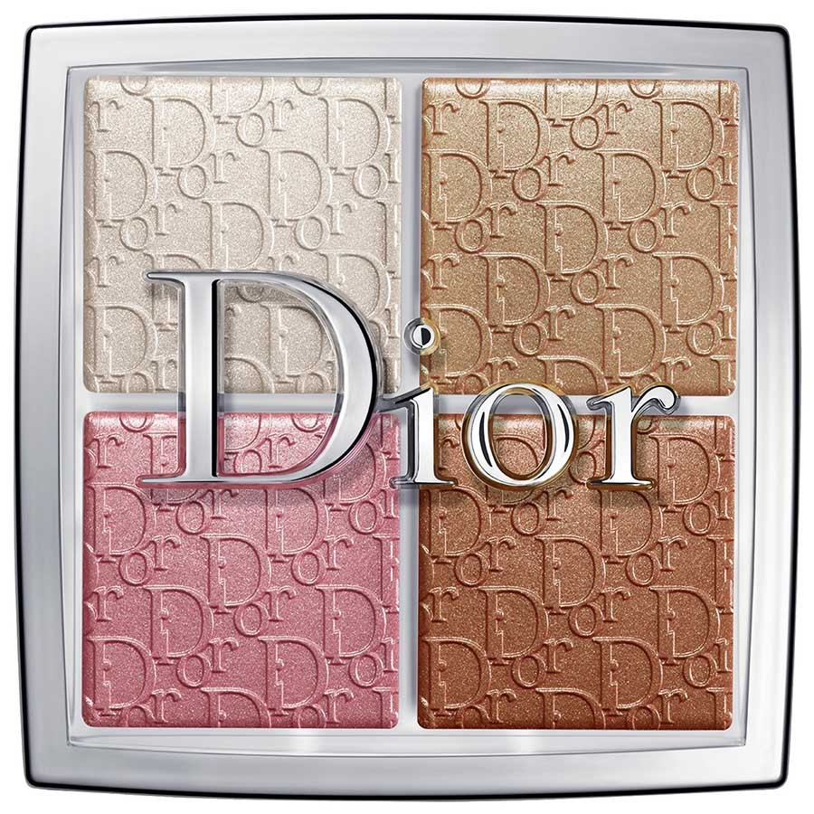"This <a href=""https://ca.hellomagazine.com/tags/0/dior"" target=""_blank""><strong>Dior</strong></a> Backstage Glow Face Palette is another one of the products makeup artist Daniel Martin used to create Meghan's royal wedding look. The customizable highlighters can be worn by themselves or layered to create a glowing finish.